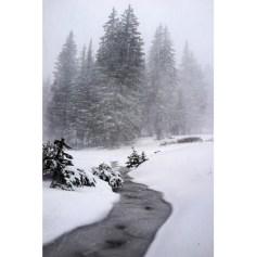 Utah snow in June