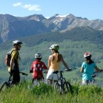 Ski Resorts Open Trails for Summer
