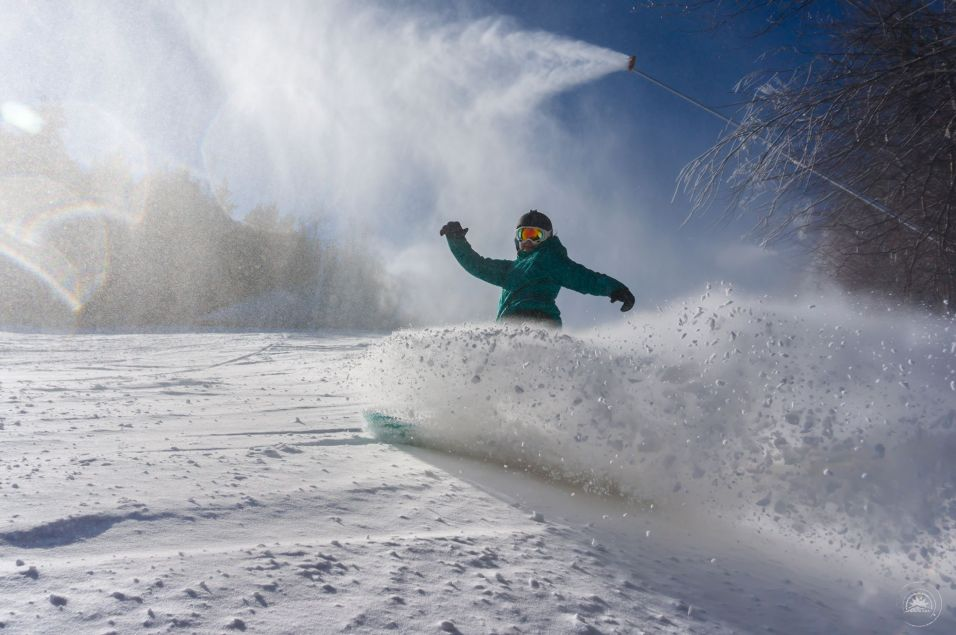 Sunday River early season, Sunday River opening dates, Sunday River El Nino