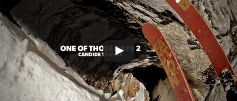 Great ski video candide thovex
