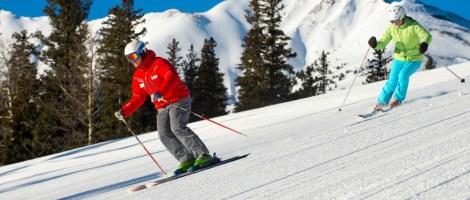 Aspen Snowmass ski instructors provide mountain awareness.