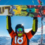 #BroncosNation has taken over Colorado Ski Country
