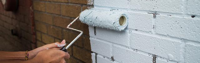 Streichen Sie Ihre Hausfassade selbst - fassade streichen