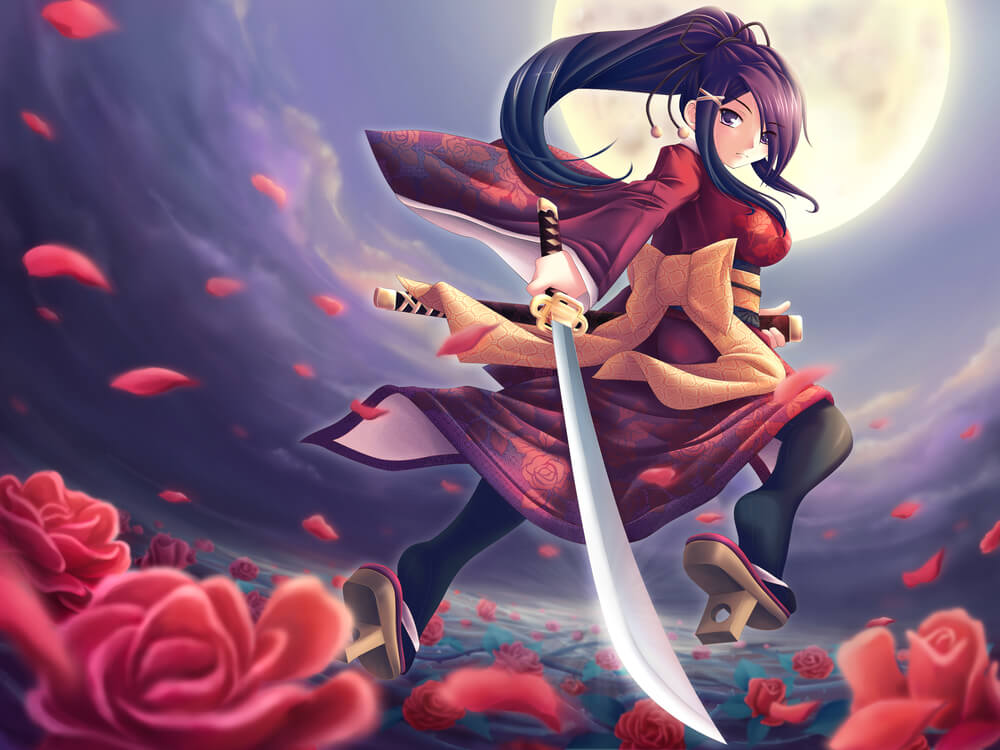 Lady Butterfly Hd Wallpaper Os Animes E Mang 225 S Mais Famosos No Jap 227 O