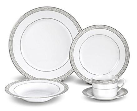 Square ...  sc 1 st  Castrophotos & White Square Dinnerware Sets For 12 - Castrophotos