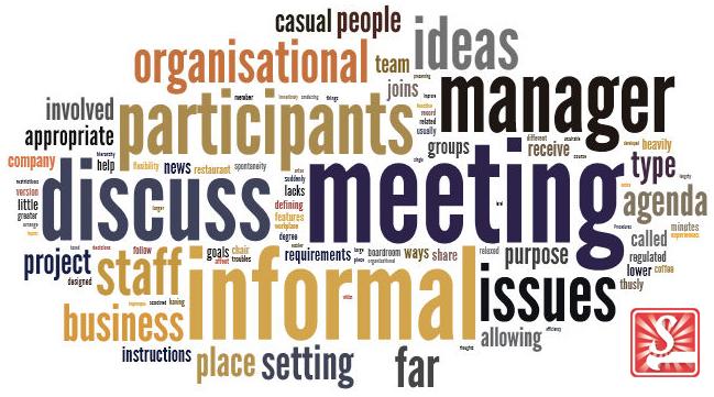 Informal meeting \u2013 Skillmaker
