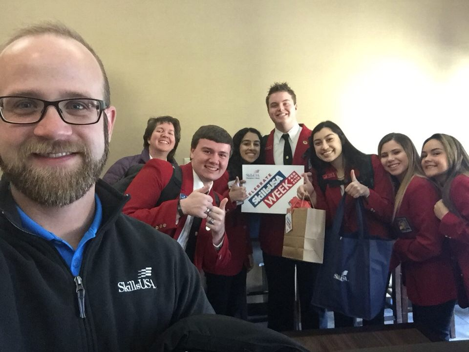 Active Advisor News February 2018 - SkillsUSA