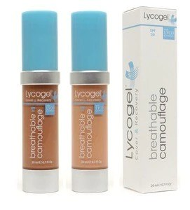 Lycogel Breathable Camouflage Paraben Free with SPF 30 21