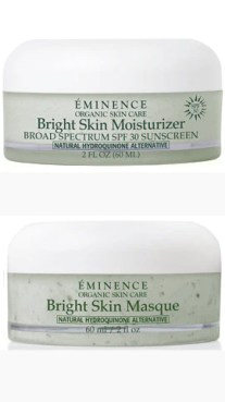 moist and masque1 Fall Skincare Tip: Lighten Your Skin Naturally With Eminence Organics!