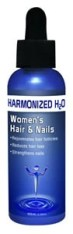 womens hair nails H20 3 Osmosis Harmonized Water: Part II