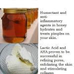 yogurt and honey face mask