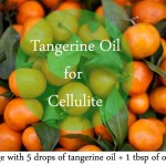 tangerine to fight cellulite