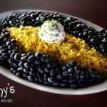 Skinny's Black Beans and Rice