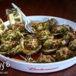 Skinny's Oysters Rockefeller