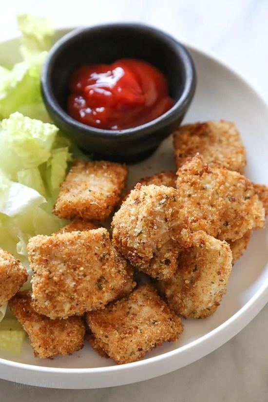 Skinny Chicken Nuggets