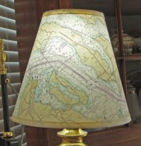 Lamp Shades: Skipjack Nautical Wares