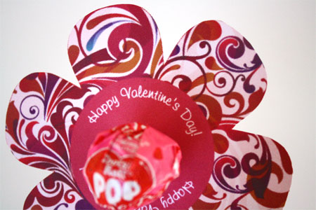 Printable Flower Valentines Skip To My Lou