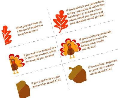 Thanksgiving Printables {Blog Hop} Skip To My Lou