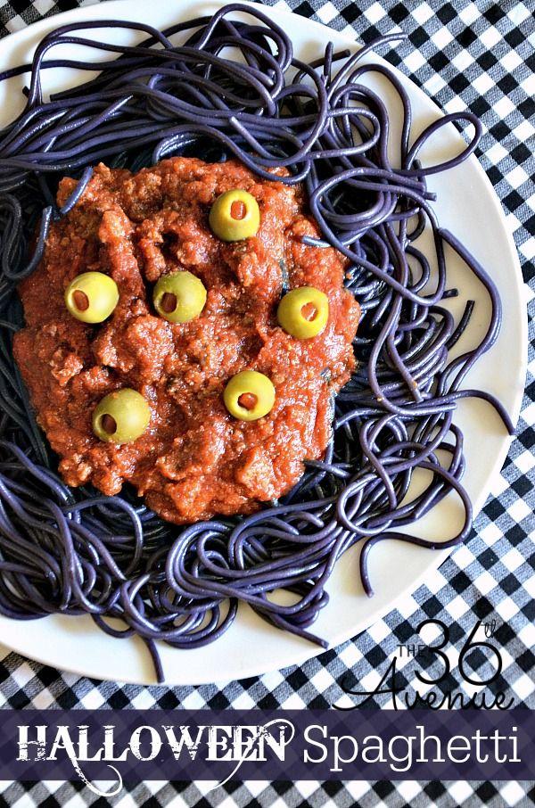 SPOOKtacular Halloween Dinner Ideas! Skip To My Lou