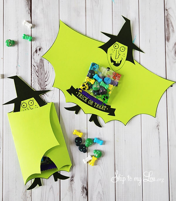 Witch Candy Covers {free Halloween printable} Skip To My Lou