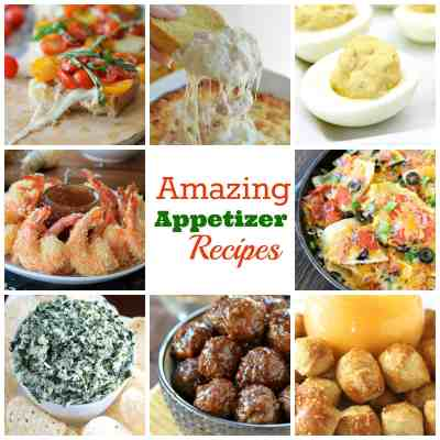 Amazing Party Appetizers | Skip To My Lou