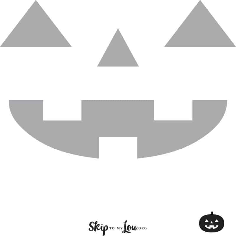 Cool FREE printable pumpkin carving stencils - Skip to my Lou