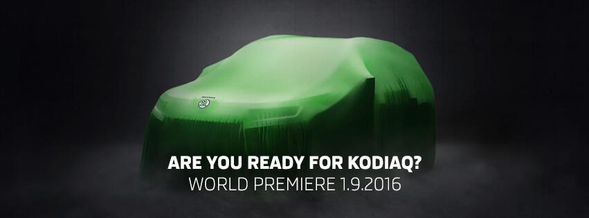 So könnt ihr die Kodiaq Vorstellung LIVE sehen