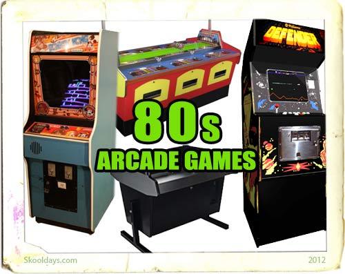 80 s karate arcade game
