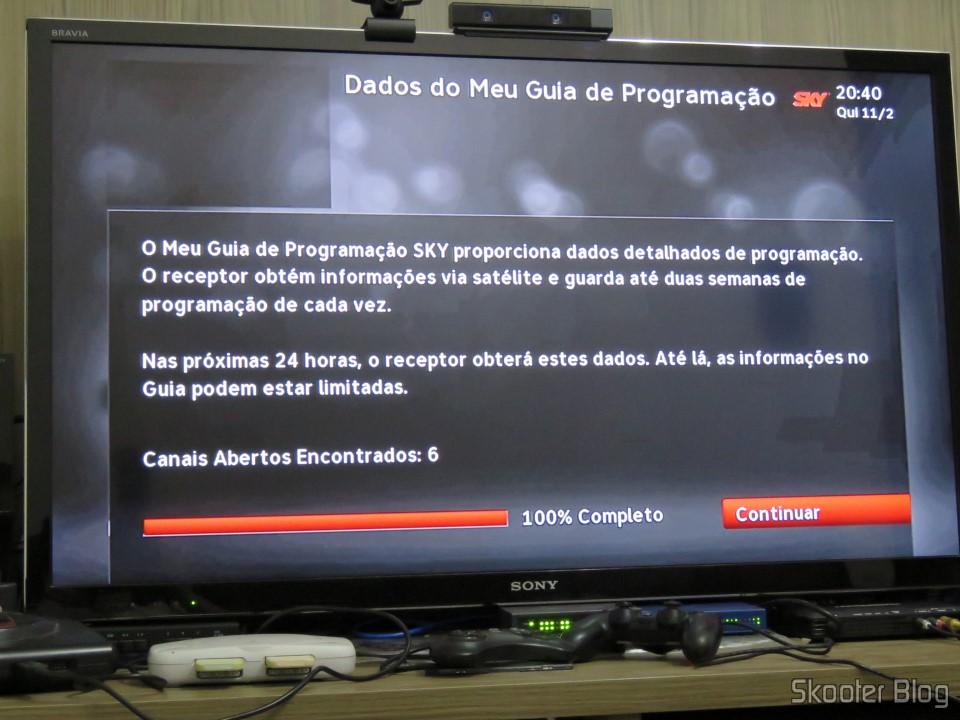M dulo de tv aberta sky hdtv sim25 s im25 700 skooter blog - Modulo para tv ...