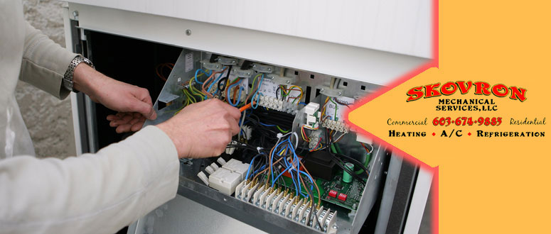 New Hampshire Commercial Refrigeration Repair Services in New Hampshire