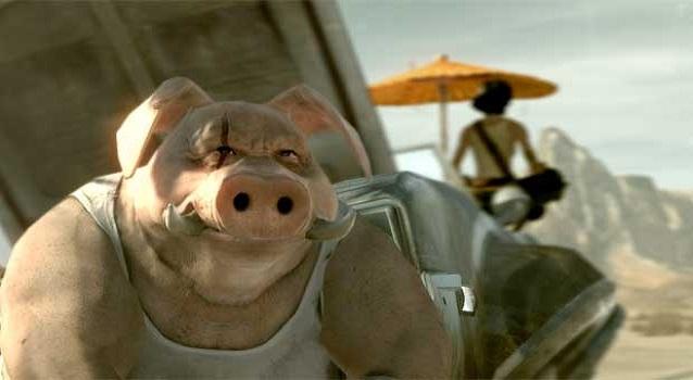 مدير Ubisoft بيأكد عدم الغاء تطوير Beyond Good And Evil 2