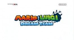 """فيديو لعبة """"Mario and Luigi Dream Team"""" للعرض فى E3"""