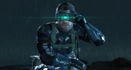 الاعلان عن موعد اصدار Metal Gear Solid 5: Ground Zeroes