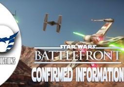فيديو : كل المعلومات المؤكدة عن Starwars Battlefront