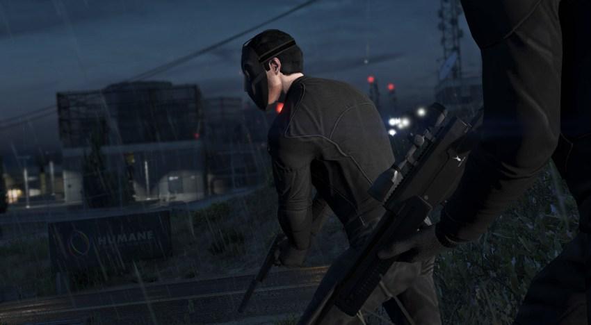 اشاعات Grand Theft Auto 5 بتقترح إن اللعبة هتتحول لـMMO خلال الأربع السنين القادمين