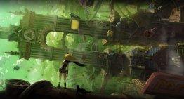 الاعلان عن Gravity Rush 2 و Gravity Rush Remastered للـPS4