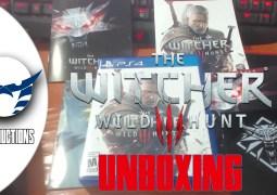 فتح نسخة Standard Edition للعبة The Witcher 3 Wild Hunt