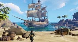 الاعلان عن Sea of Thieves حصريا على Xbox One