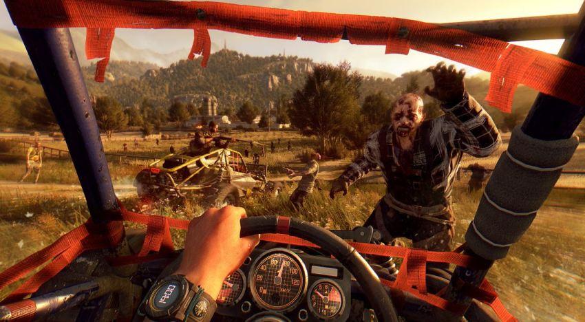 عرض جديد للخريطة الخاصة باضافة The Following في لعبة Dying Light