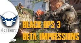 الانطباع عن بيتا Call of Duty Black Ops 3