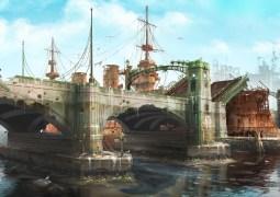 صور فنية جديد لـFallout 4 و تفاصيل عن حجم اللعبة