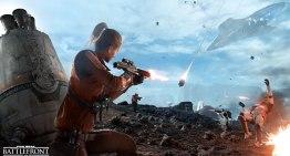 لعبة Star Wars: Battlefront هتبقى متوفرة بالعربي