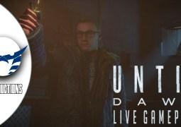 فيديو Live Gameplay من لعبة Until Dawn – الجزء التاني