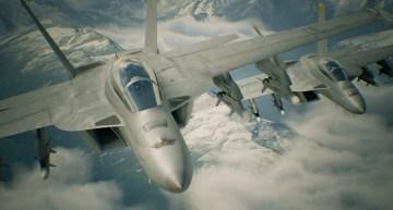 عرض جديد لـAce Combat 7 من Playstation Experience 2016