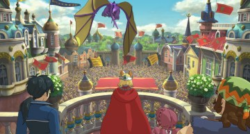 عرض جديد لجيمبلاي لعبة Ni No Kuni II: Revenant Kingdom من Playstation Experience 2016