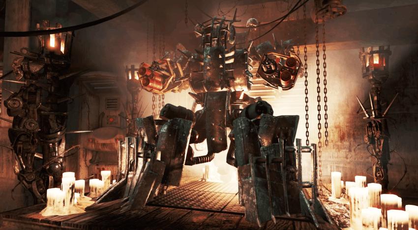 اول عرض لاضافة Automatron للعبة Fallout 4