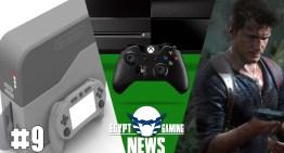 الحلقة رقم 9 من EGN – قابلية تحديث هاردوير الـXbox One , اشاعات الـNintendo NX و تأجيل Uncharted 4