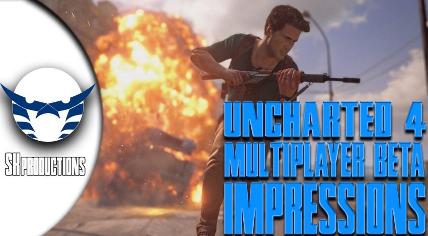الانطباع عن الـMultiplayer Beta للعبة Uncharted 4