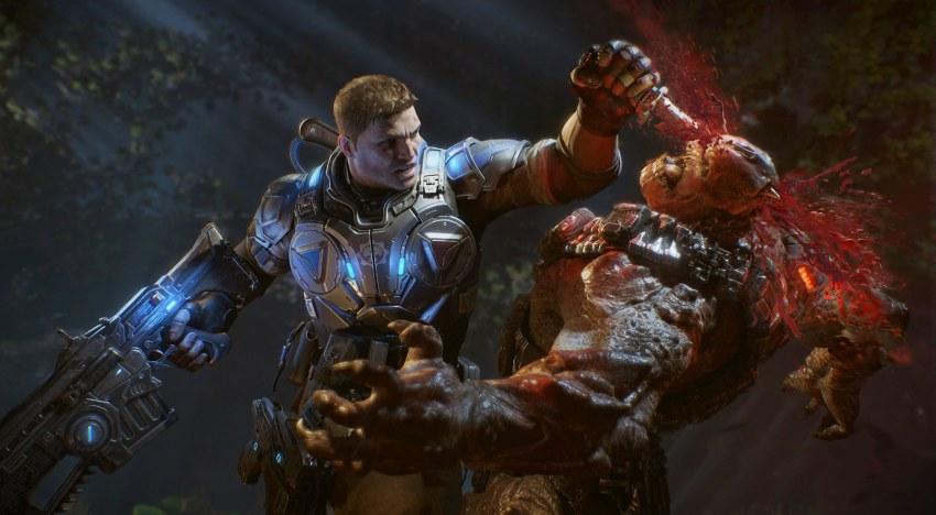 التلميح للاعلان عن اخبار جديد تخص لعبة Gears of War 4