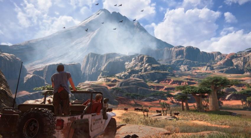 فيديو جيمبلاي جديد من Uncharted 4 في مدغشقر